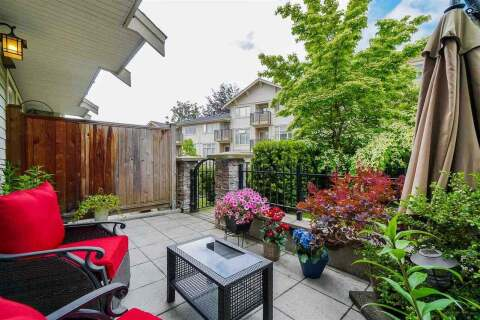 Townhouse for sale at 245 Francis Wy Unit 38 New Westminster British Columbia - MLS: R2459370