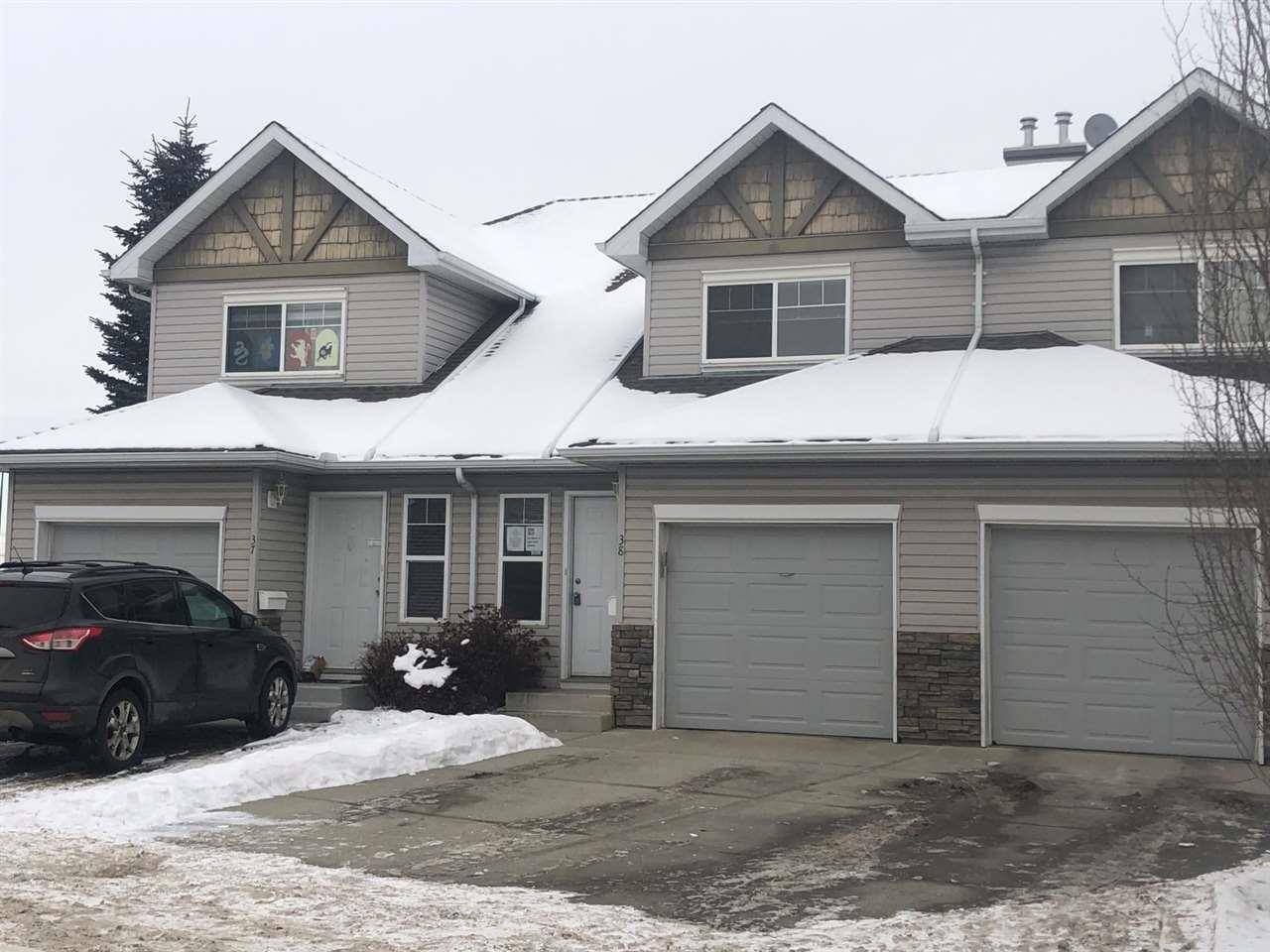 Townhouse for sale at 249 Edwards Dr Sw Unit 38 Edmonton Alberta - MLS: E4182862