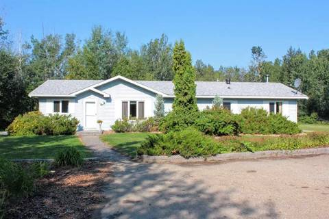 House for sale at 38 26321 Hy Rural Parkland County Alberta - MLS: E4165645
