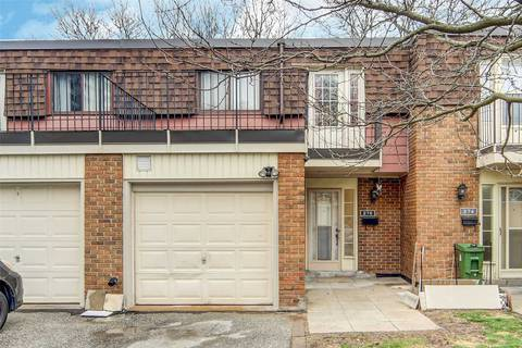 Condo for sale at 276 Sprucewood Ct Toronto Ontario - MLS: E4434865