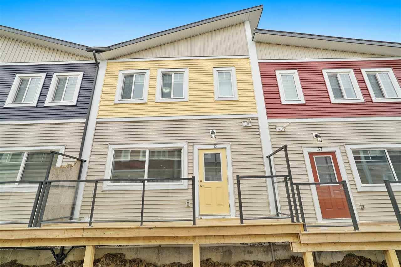 Townhouse for sale at 2803 14 Ave Nw Unit 38 Edmonton Alberta - MLS: E4186831