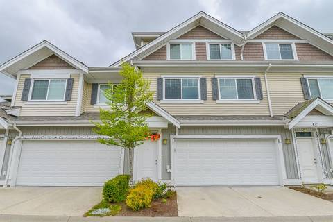 Townhouse for sale at 30748 Cardinal Ave Unit 38 Abbotsford British Columbia - MLS: R2362310