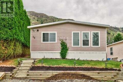 Residential property for sale at 3099 Shuswap Road E  Unit 38 Kamloops British Columbia - MLS: 156642