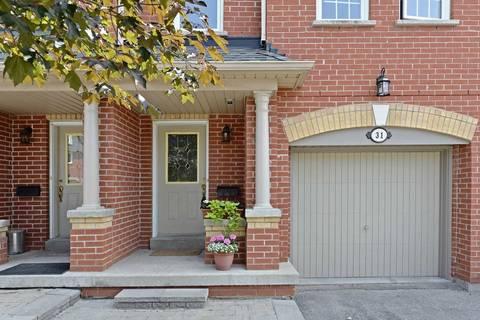 Condo for sale at 31 Marmill Wy Markham Ontario - MLS: N4509514