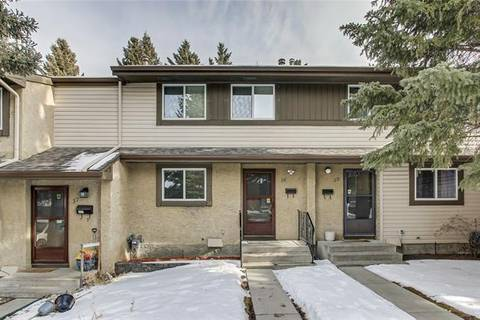 Townhouse for sale at 310 Brookmere Rd Southwest Unit 38 Calgary Alberta - MLS: C4286791