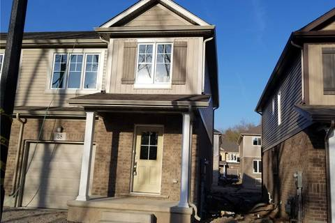 Townhouse for rent at 340 Prospect Point Rd Unit 38 Fort Erie Ontario - MLS: X4453612