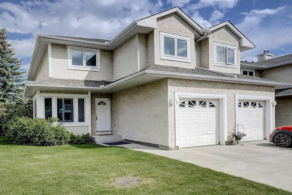 Townhouse for sale at 388 Sandarac Dr Nw Unit 38 Sandstone Valley, Calgary Alberta - MLS: C4261645