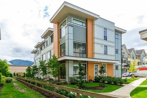 Townhouse for sale at 45615 Tamihi Wy Unit 38 Sardis British Columbia - MLS: R2348546