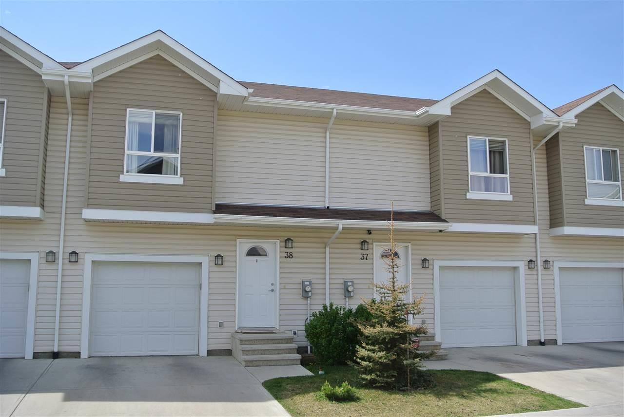 Townhouse for sale at 5120 164 Ave Nw Unit 38 Edmonton Alberta - MLS: E4189906