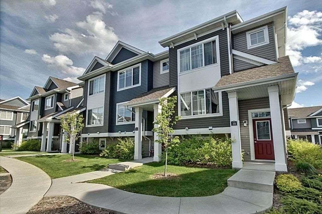 Townhouse for sale at 5203 149 Av NW Unit 38 Edmonton Alberta - MLS: E4201248