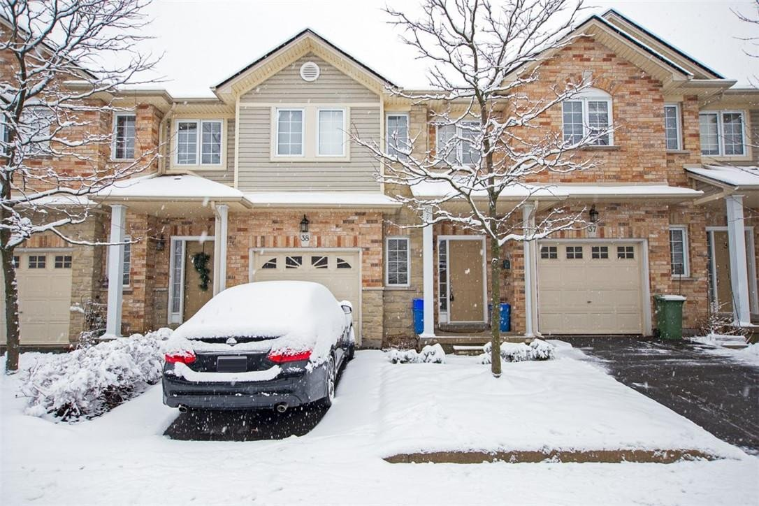 Townhouse for sale at 60 Cloverleaf Dr Unit 38 Ancaster Ontario - MLS: H4094080