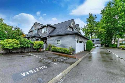 Townhouse for sale at 6100 Woodwards Rd Unit 38 Richmond British Columbia - MLS: R2411532