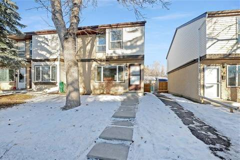 Townhouse for sale at 630 Sabrina Rd Southwest Unit 38 Calgary Alberta - MLS: C4280781