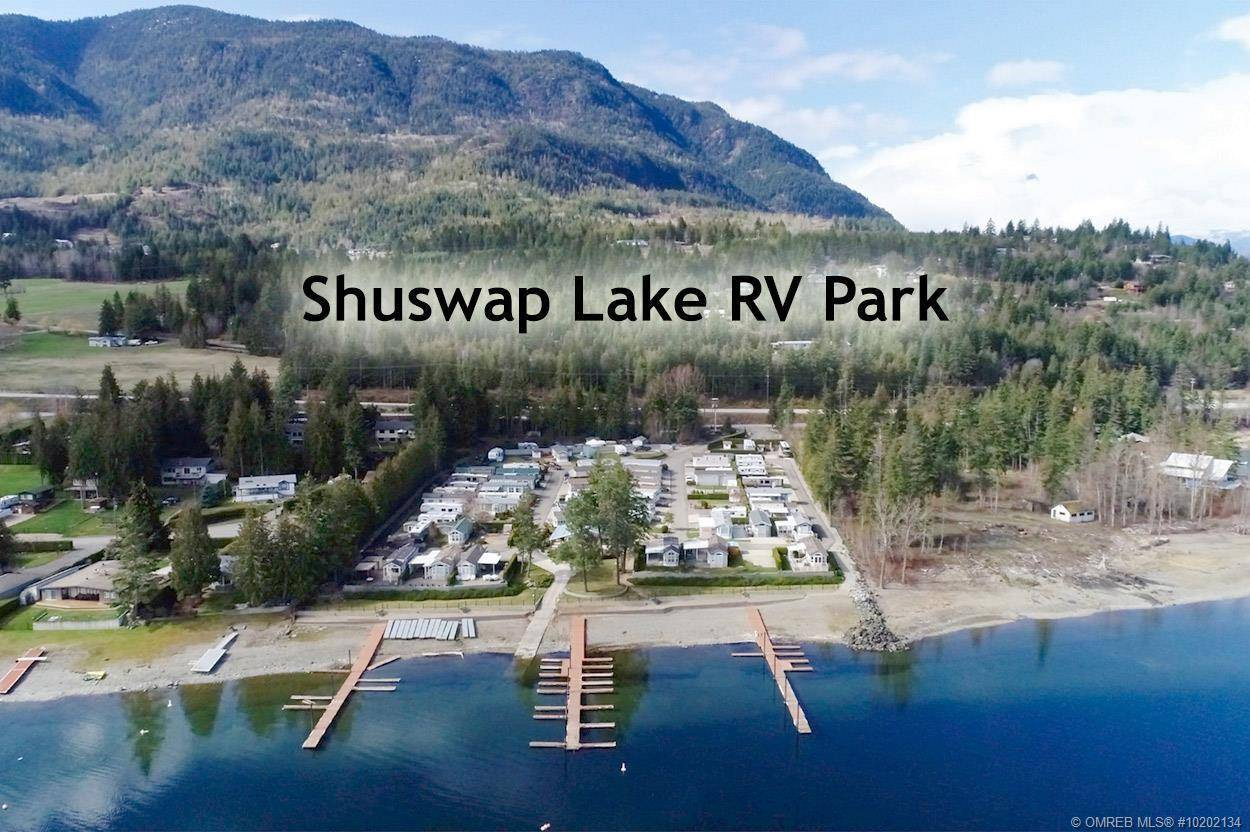 Home for sale at 667 Waverly Park Frontage Rd Unit 38 Sorrento British Columbia - MLS: 10202134