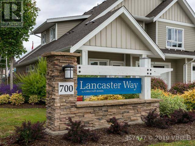 Townhouse for sale at 700 Lancaster Wy Unit 38 Comox British Columbia - MLS: 457677