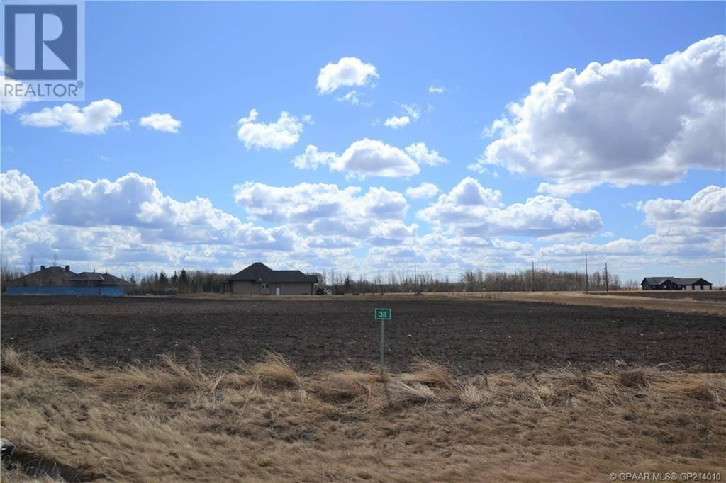 Residential property for sale at 38 721022 Range Road 54  Grande Prairie, County Of Alberta - MLS: GP214010