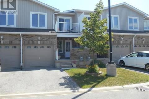 Townhouse for sale at 75 Prince William Wy Unit 38 Barrie Ontario - MLS: 30751667