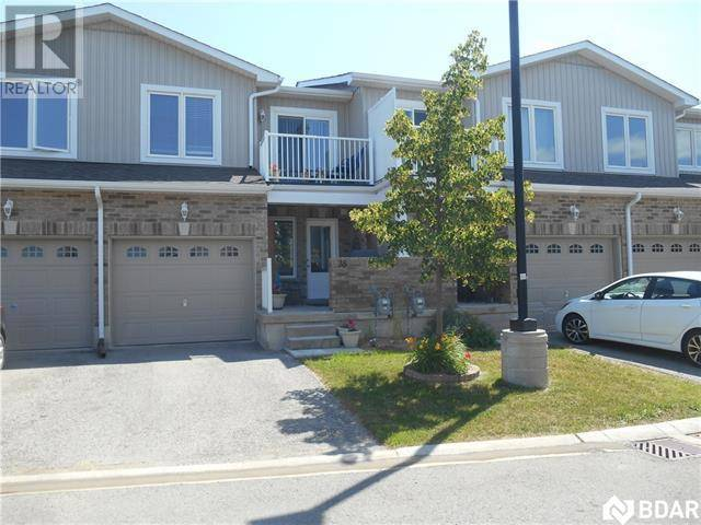 Buliding: 75 Prince William Way, Barrie, ON