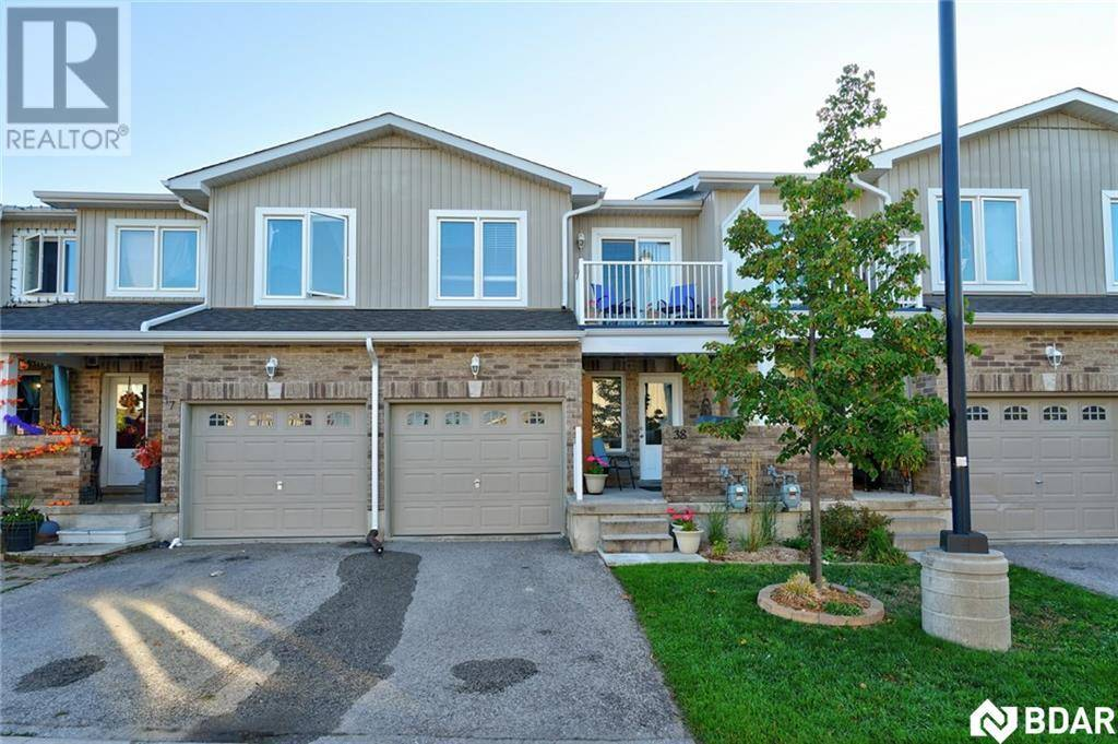 Townhouse for sale at 75 Prince William Wy Unit 38 Barrie Ontario - MLS: 30771768
