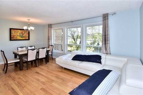 Apartment for rent at 81 Brookmill Blvd Unit 38 Toronto Ontario - MLS: E4577848