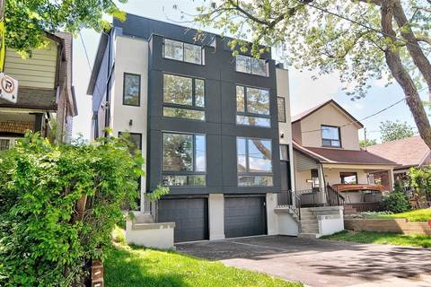 Townhouse for sale at 38 Alameda Ave Toronto Ontario - MLS: C4667236