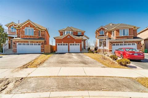 House for sale at 38 Albright Rd Brampton Ontario - MLS: W4737396