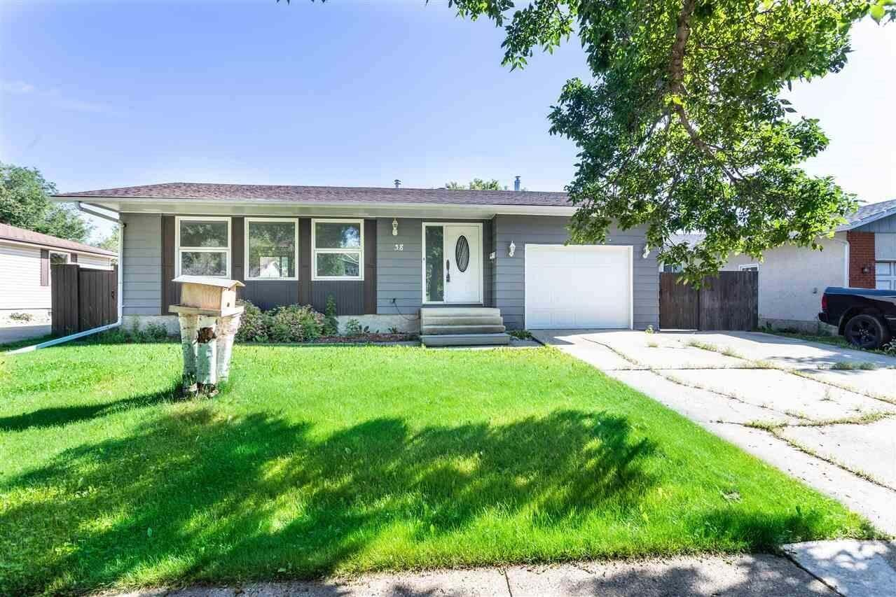 House for sale at 38 Amherst Cr St. Albert Alberta - MLS: E4205608