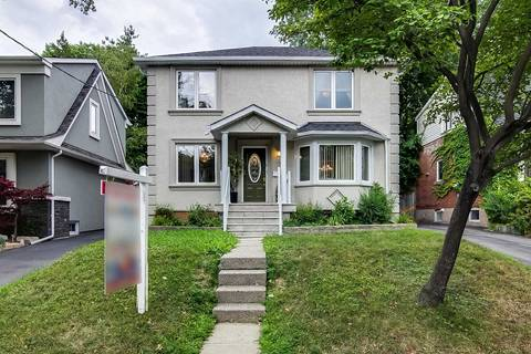 House for sale at 38 Anndale Dr Toronto Ontario - MLS: C4547556
