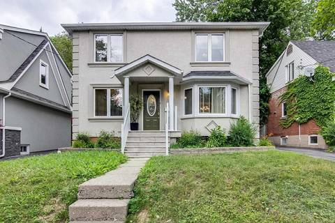 House for sale at 38 Anndale Dr Toronto Ontario - MLS: C4557837