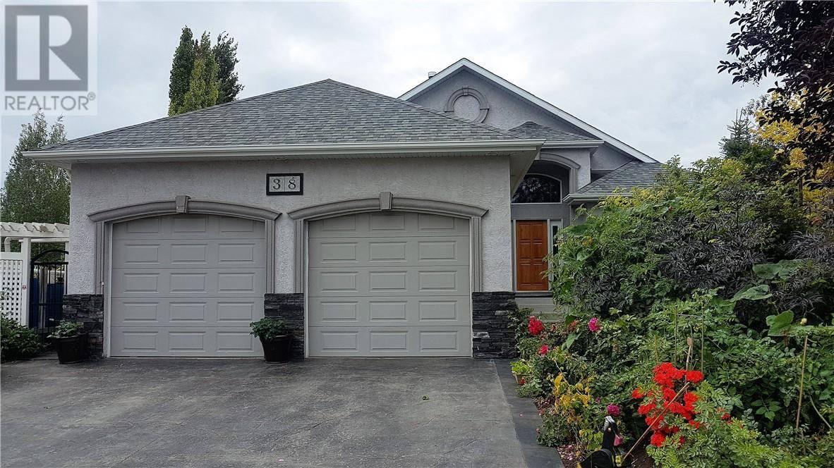House for sale at 38 Asmundsen Cs Red Deer Alberta - MLS: ca0183055