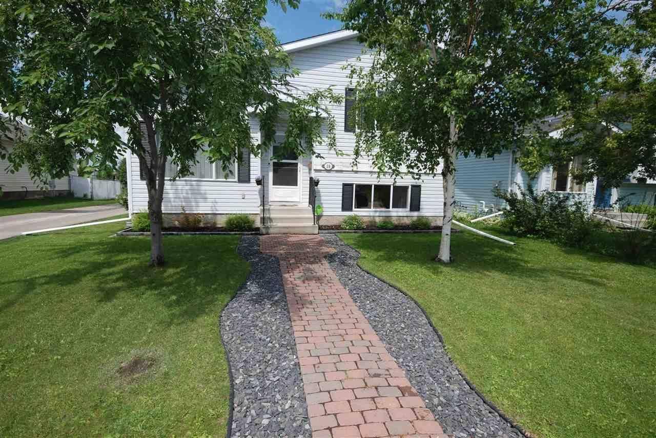 House for sale at 38 Aspen Glen Cres Spruce Grove Alberta - MLS: E4176485