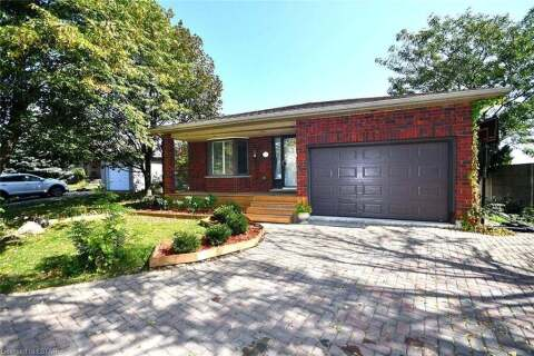 House for sale at 38 Barrydale Cres London Ontario - MLS: 40025168