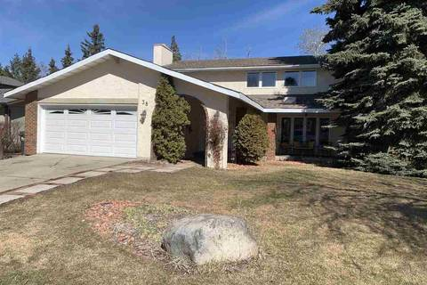 House for sale at 38 Beauvista Dr Sherwood Park Alberta - MLS: E4151065