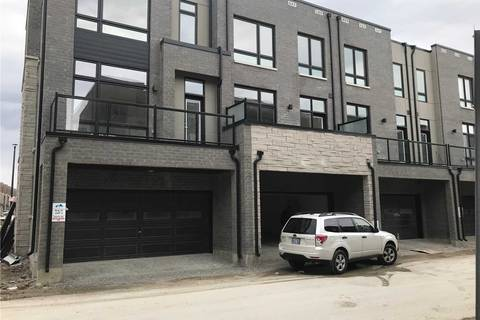 Townhouse for rent at 38 Benoit St Vaughan Ontario - MLS: N4450736