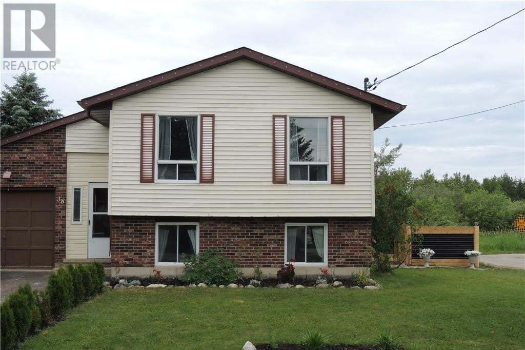 House for sale at 38 Braemore St Dundalk Ontario - MLS: 267977