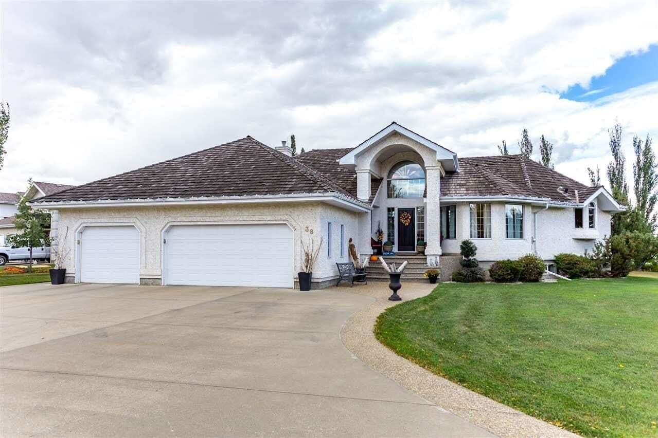 House for sale at 38 Bristol Wy Rural Sturgeon County Alberta - MLS: E4216312