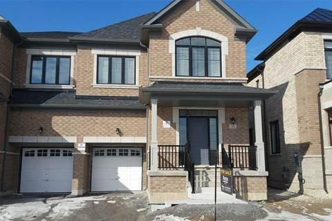 Townhouse for sale at 38 Brookfam St Richmond Hill Ontario - MLS: N4371750