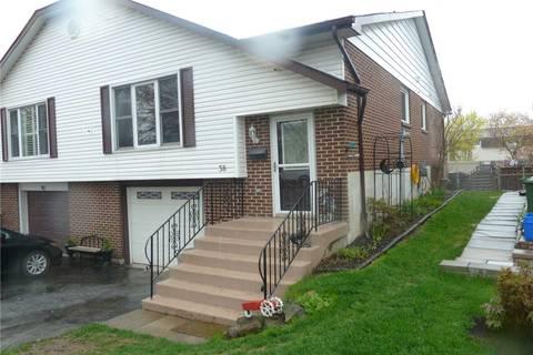 Townhouse for sale at 38 Brookstream Ct Hamilton Ontario - MLS: X4448625