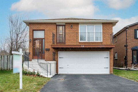 House for sale at 38 Brookview Rd Brampton Ontario - MLS: W4995148