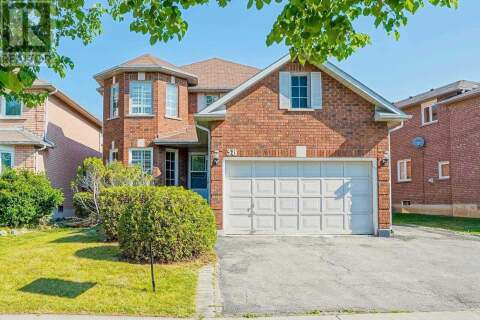 House for sale at 38 Brookwood Dr Richmond Hill Ontario - MLS: N4854196