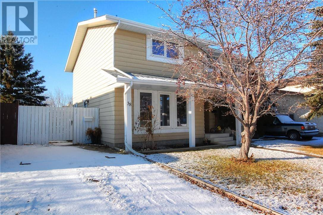Townhouse for sale at 38 Campbell Ave Red Deer Alberta - MLS: ca0186681
