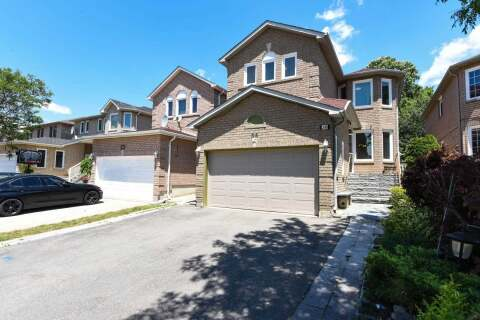 House for sale at 38 Canarvan Ct Brampton Ontario - MLS: W4815946