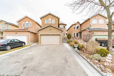 House for sale at 38 Canarvan Ct Brampton Ontario - MLS: W4721835