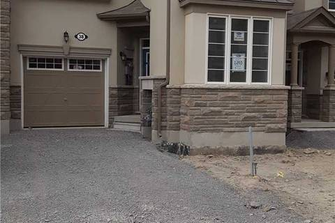 Townhouse for rent at 38 Casely Ave Richmond Hill Ontario - MLS: N4634858
