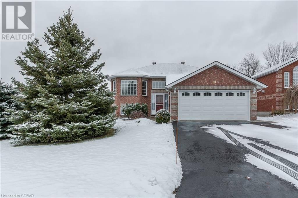 House for sale at 38 Charles St Penetanguishene Ontario - MLS: 245228
