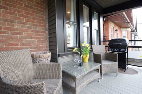 Townhouse for rent at 38 Chicora Ave Toronto Ontario - MLS: C4445120