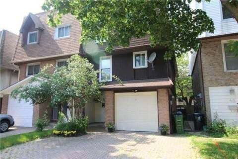 Townhouse for rent at 38 Clematis Rd Toronto Ontario - MLS: C4877479
