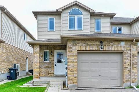 Townhouse for sale at 38 Clough Cres Guelph Ontario - MLS: X4517588