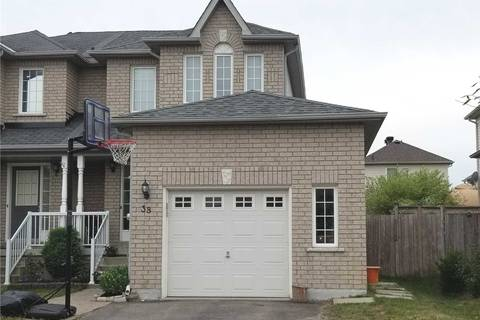 Townhouse for sale at 38 Coleman Dr Barrie Ontario - MLS: S4520532