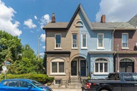 Townhouse for sale at 38 Collahie St Toronto Ontario - MLS: C4812521